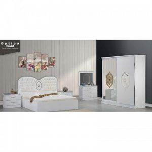 Optica Gold Bedroom