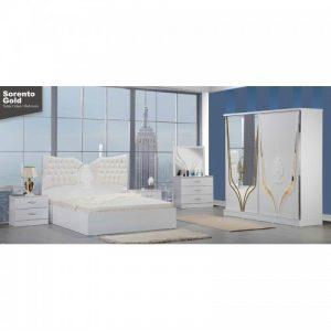 Sorento Gold Bedroom